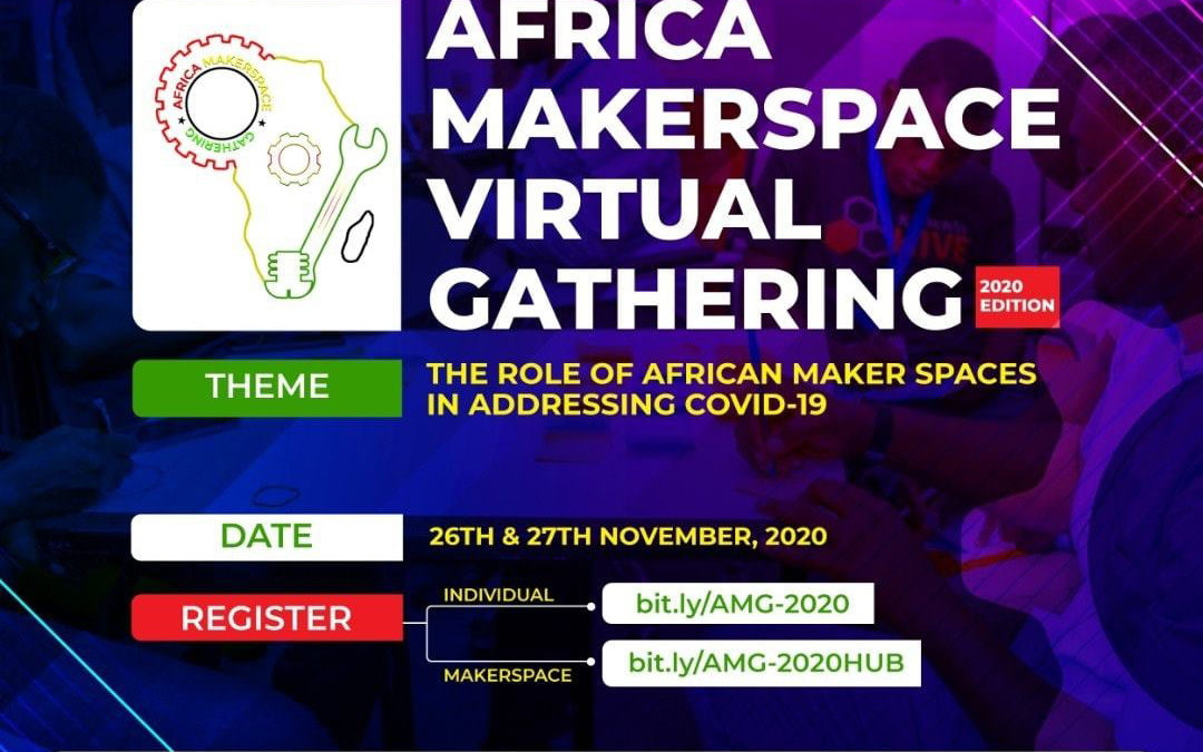 Prikkle Academy Hosted the Africa Makerspace Gathering 2020 in Nigeria.