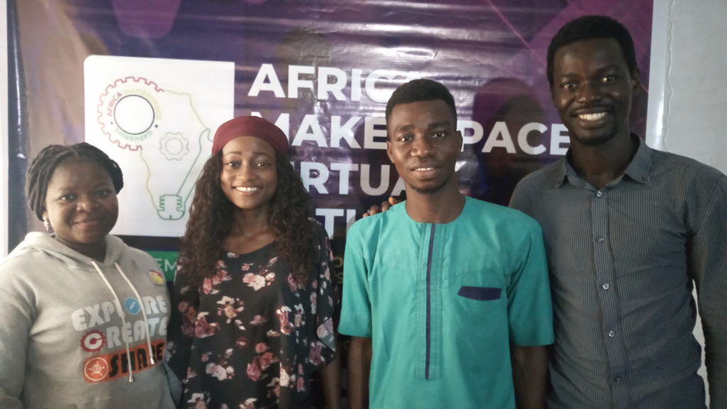 Africa Makerspace Gathering 2020 At Innovation and Creativty Hub, Ibadan